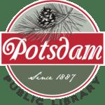 Potsdam Public Library logo