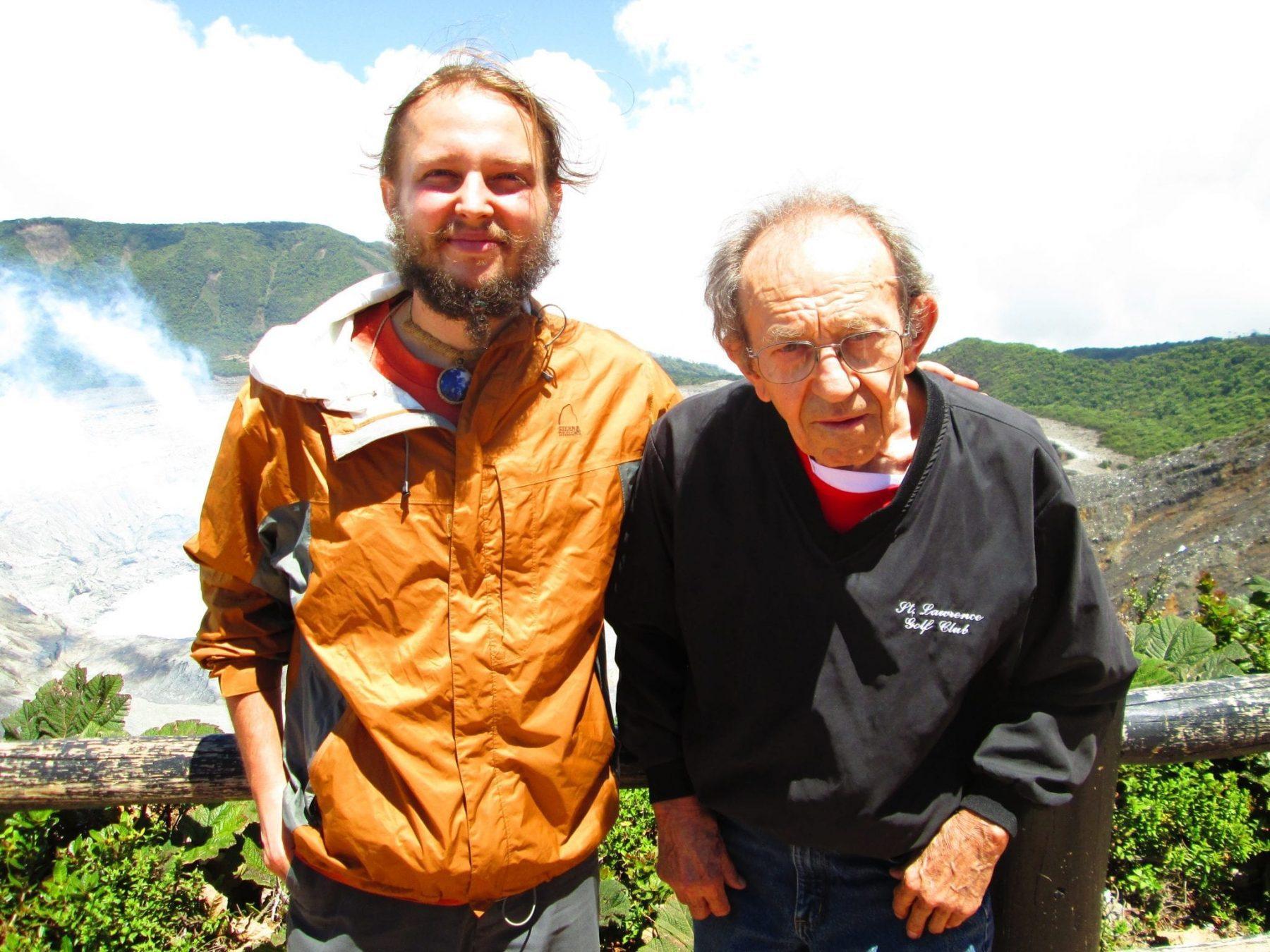 Otto Czerepak and Julian Vadas